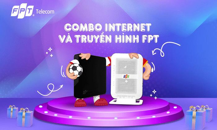 lắp đặt combo truyền hình fpt internet fpt